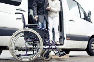 Austin ADA Limo Services Senior Handicap Rental Transportation