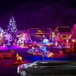 Fort Worth Christmas Lights Tours, Limo, Limousine, Sedan, Van, SUV, Party Bus, Shuttle, Charter, Spirit, Holiday, Trail of Lights, Santa, Dallas, December Nights