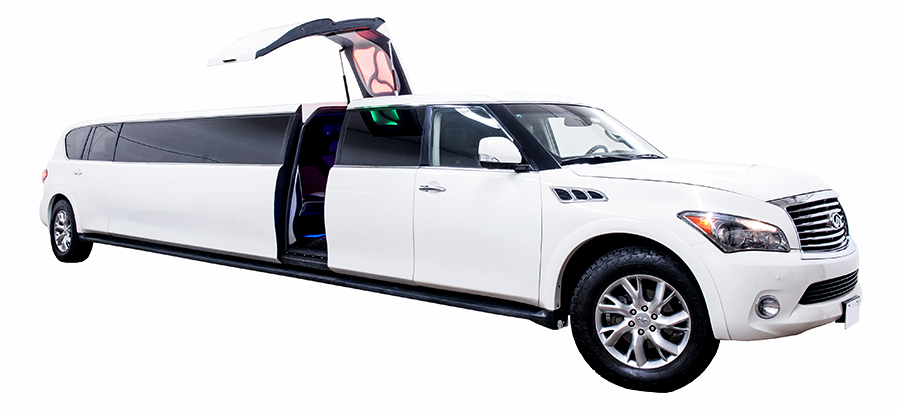 Fort Worth Infinity Limo Rental Service, Limousine, White, Black Car Service, Wedding, Round Trip, Anniversary, Nightlife, Getaway, Birthday, Brewery Tour, Wine Tasting, Funeral, Memorial, Bachelor, Bachelorette, City Tours, Events, Concerts, Airport, SUV