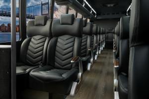 Austin Shuttle Rental Bus Rental
