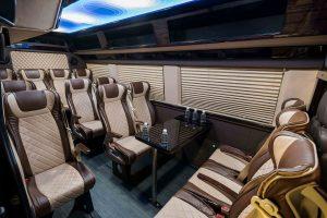 Austin Black Car Bus Rentals