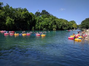 Austin Tubing Shuttle River Float Sedan Rentals